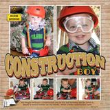 Under Construction - Construction Papers