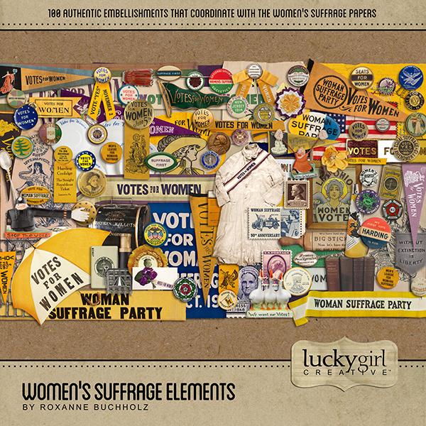 Womens Suffrage Elements