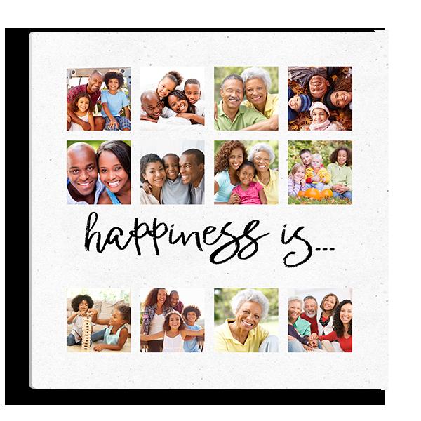 Happiness Is Panel Panel