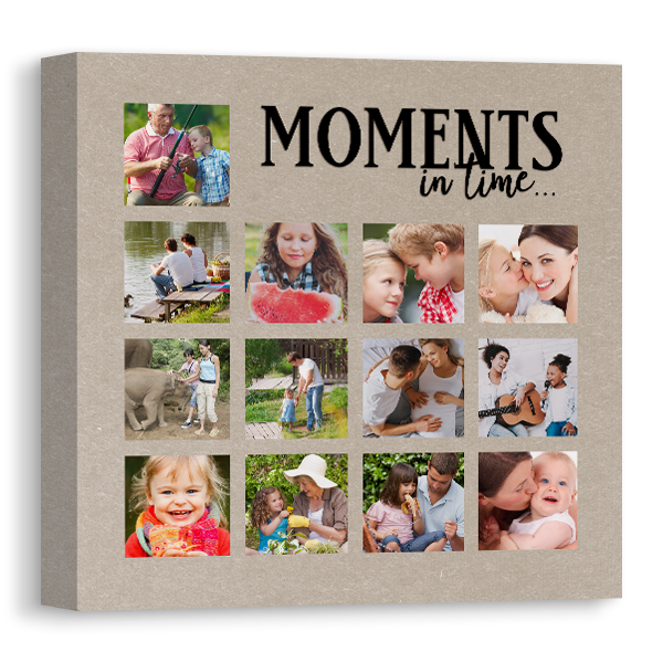Moments in Time Canvas Canvas