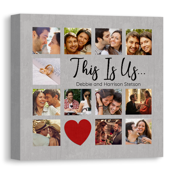 This Is Us Canvas Canvas