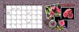 Predesigned Desktop Calendar - Friday Freebie