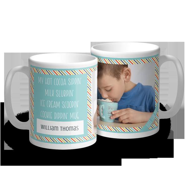 Sippin and Dippin 1 Mug Mug