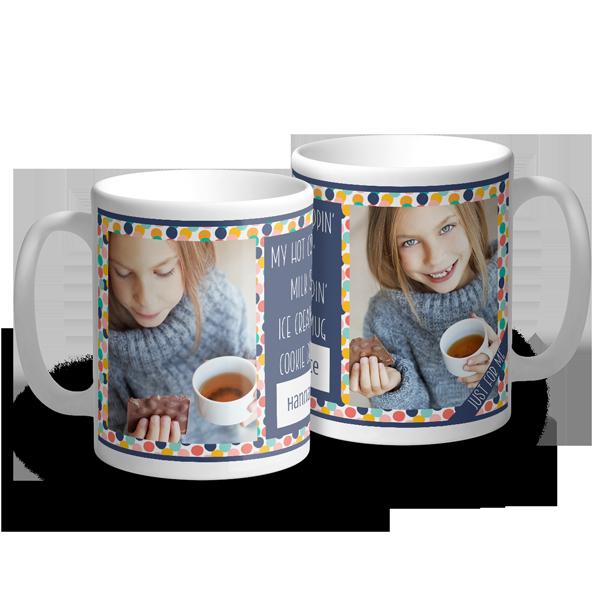 Sippin and Dippin 2 Mug Mug