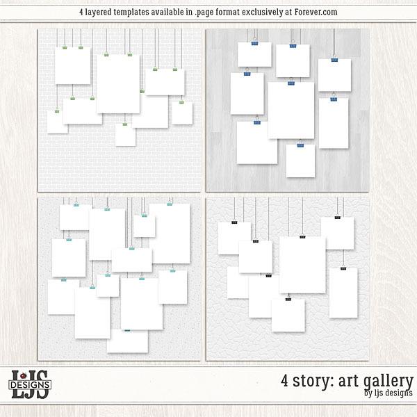 4 Story - Art Gallery