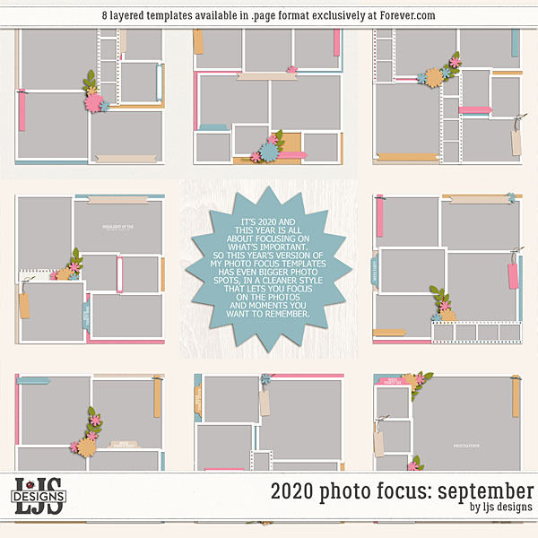 2020 Photo Focus - September