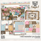 I Will Remember You Bundle