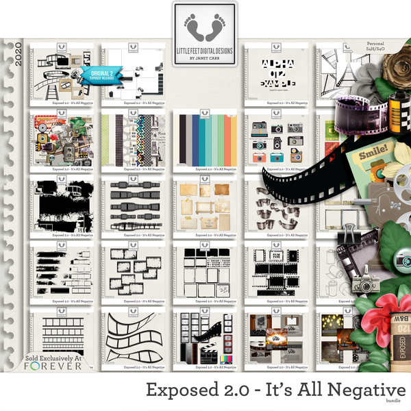 Exposed 2.0 - It's All Negative