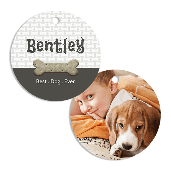 Dog Bone Ornament
