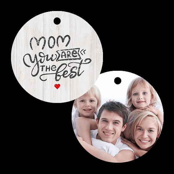 Best Mom Ornament