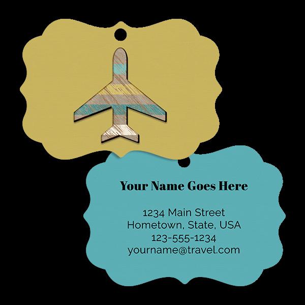 Air Travel Ornament Ornament