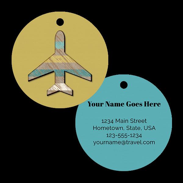 Air Travel Ornament