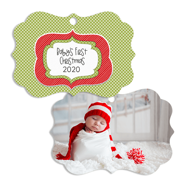 First Christmas 3 Ornament Ornament