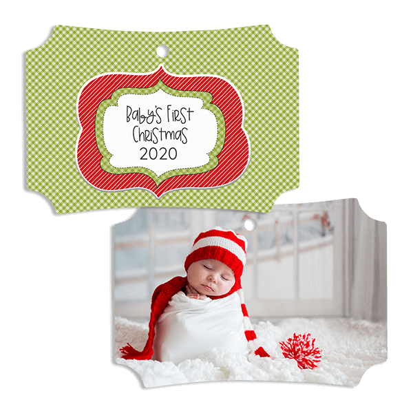 First Christmas 3 Ornament
