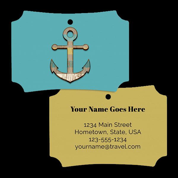 Sea Travel Ornament