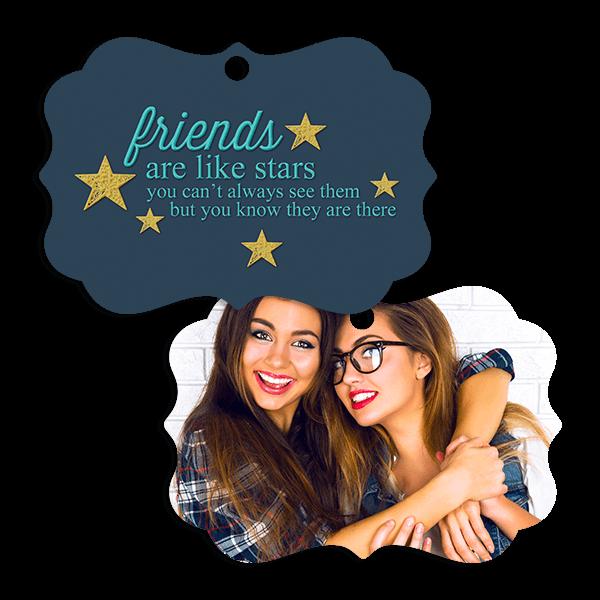 Star Friends Ornament Ornament