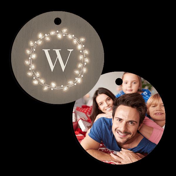 Holiday Lights Ornament