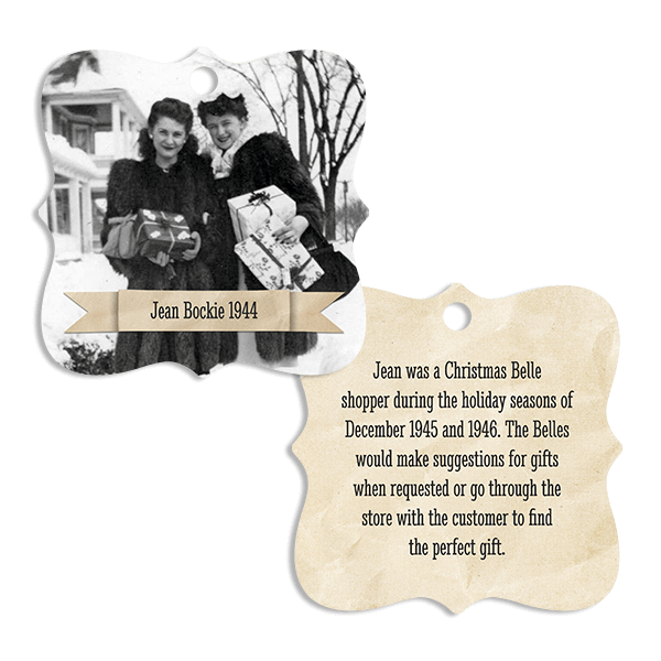 Family Story Ornament