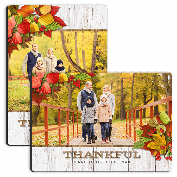 Simply Thankful Tabletop Tabletop Panel