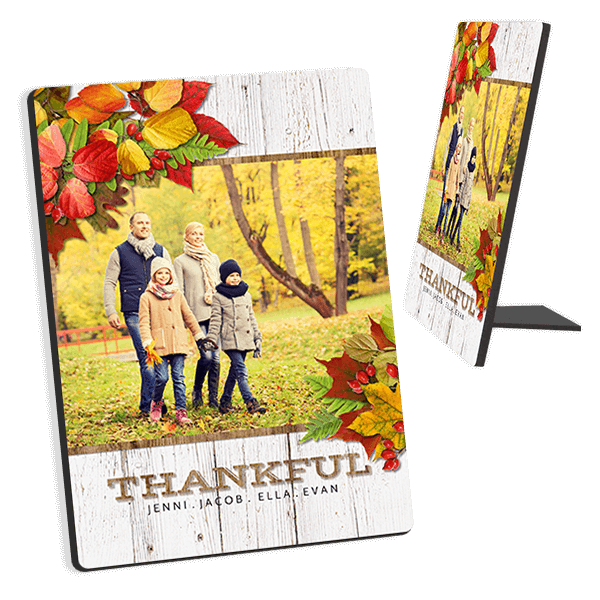 Simply Thankful Tabletop