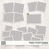Happy Camper Frames