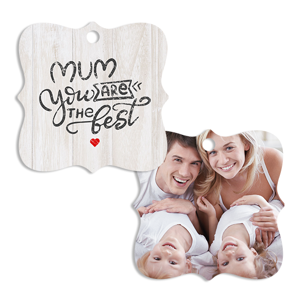 Best Mum Ornament