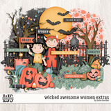 Wicked Awesome Women Extras