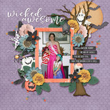 Wicked Awesome Women Cards