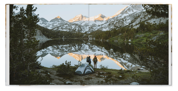 The Big Picture Panoramic Seamless Layflat