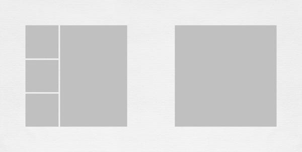 Simple White Plus Layflat