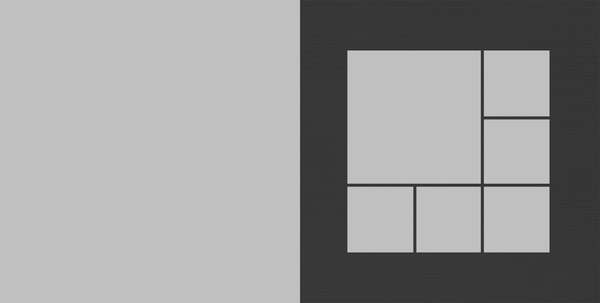 Simple Black Plus Layflat