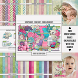 ScrapSmart - New Baby - Collection