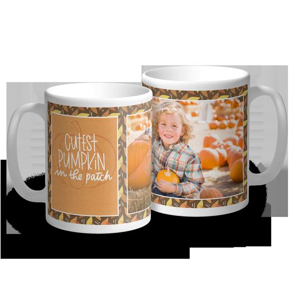 Cutest Pumpkin Mug Mug