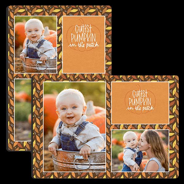 Cutest Pumpkin Tabletop Tabletop Panel