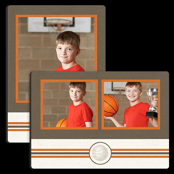 Basketball Stripes Tabletop Tabletop Panel