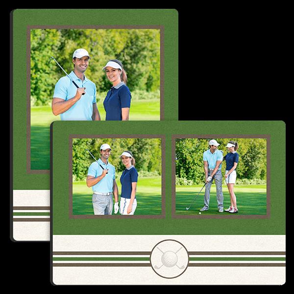 Golf Stripes Tabletop Tabletop Panel