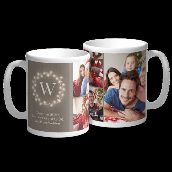 Holiday Lights Mug Mug