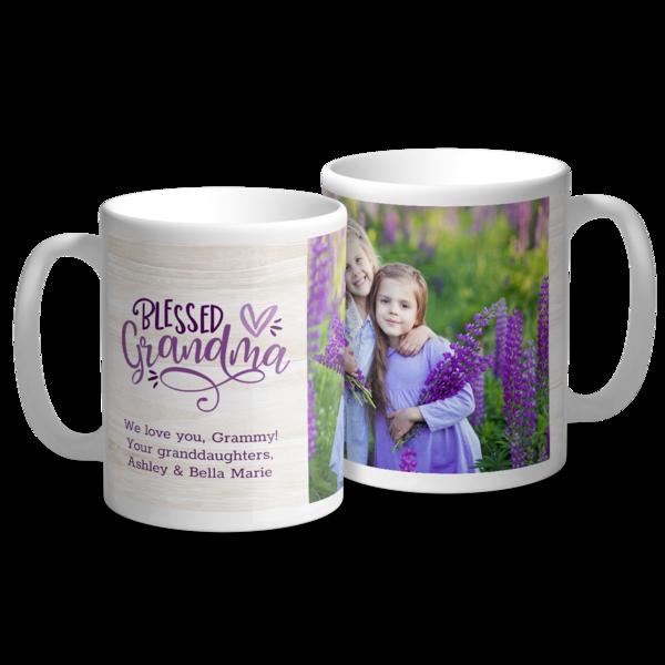 Blessed Grandma Mug Mug