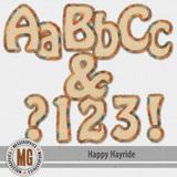 Happy Hayride Alpha