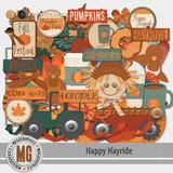 Happy Hayride Kit