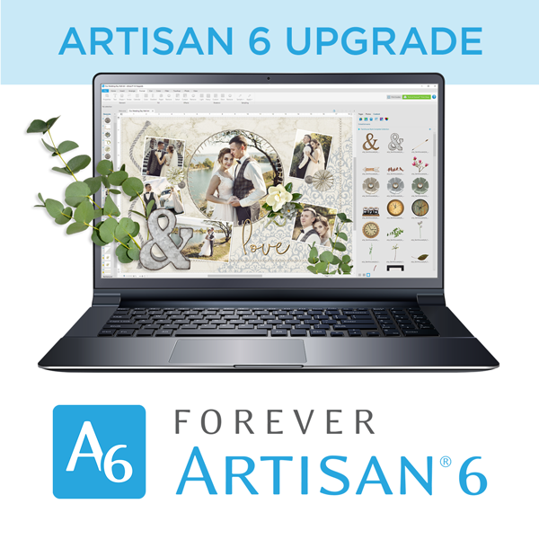 Artisan 6 Software UpgradeGive the gift of Digital Art, Software, Storage, and Video plans. Make a lasting impression with our hand-selected favorites from FOREVER®.