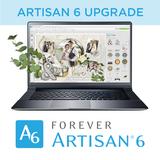 Artisan 6 Software Upgrade