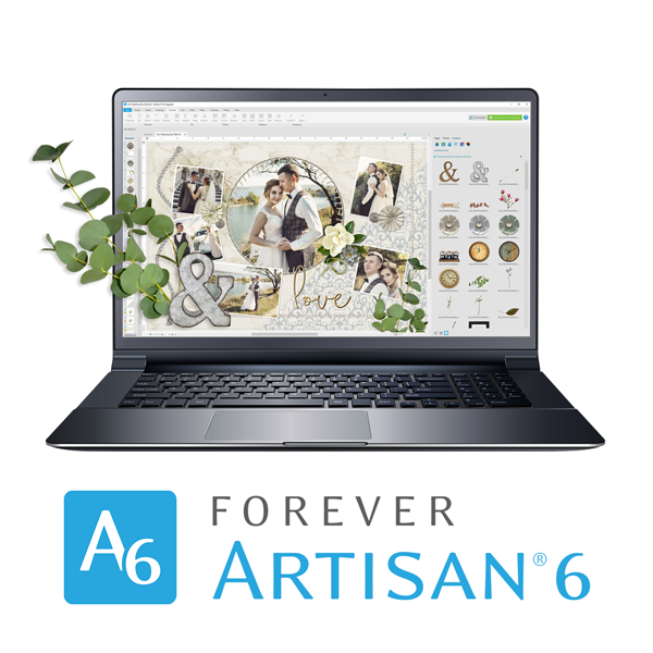 Artisan 6 SoftwareGive the gift of Digital Art, Software, Storage, and Video plans. Make a lasting impression with our hand-selected favorites from FOREVER®.