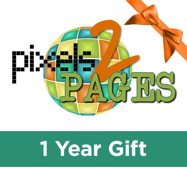 pixels2Pages Membership - 1 Year GiftGive the gift of Digital Art, Software, Storage, and Video plans. Make a lasting impression with our hand-selected favorites from FOREVER®.
