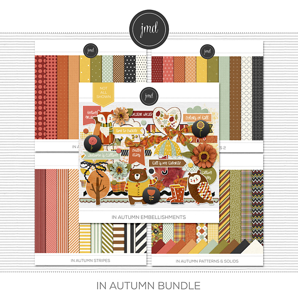 In Autumn Bundle