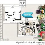 Exposed 2.0 - It's All Negative Original Kit