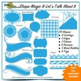 Shape Magic 8 - Let's Talk About It