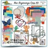 New Beginnings Crop Kit