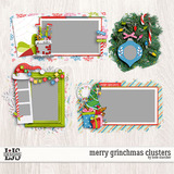 Merry Grinchmas Clusters