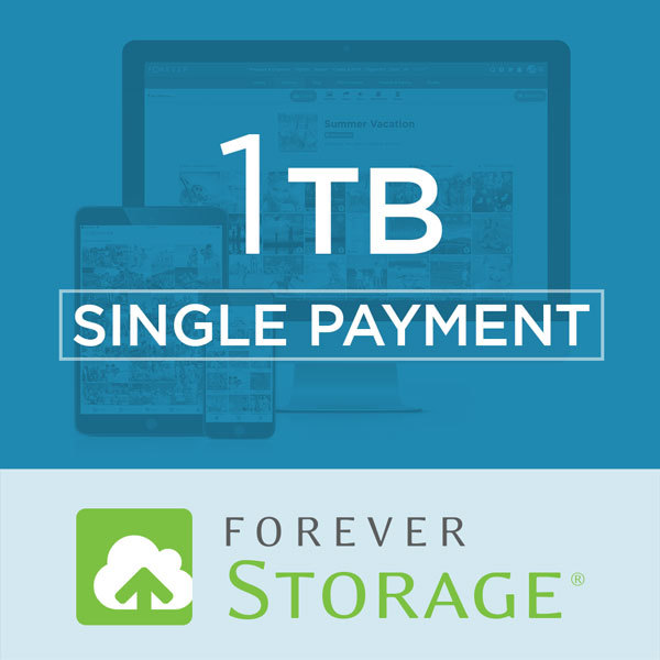 1 TB StorageGive the gift of Digital Art, Software, Storage, and Video plans. Make a lasting impression with our hand-selected favorites from FOREVER®.